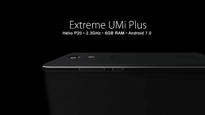 UMi Plus Extreme Edition Coming Soon With Helio P20 CPU And 6GB RAM