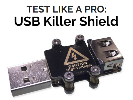 USB Kill Shield