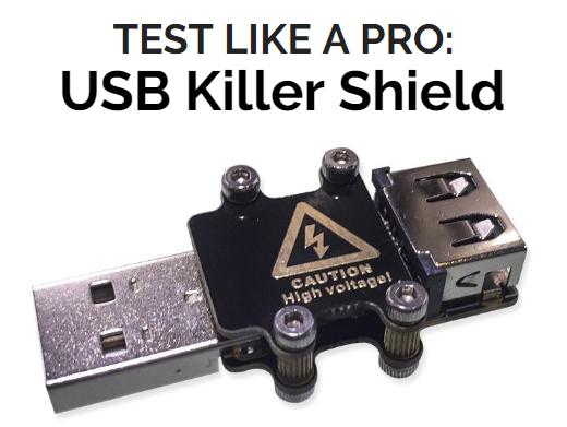 USB Kill Shield