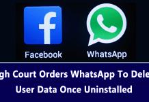 WhatsApp Twist: Delete or Share, High Court tells WhatsApp users