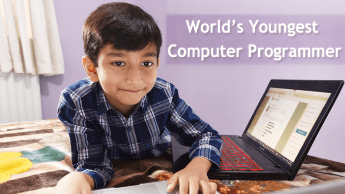 World's Youngest Computer Programmer Is Only 7, Aims To Be Next 'Bill Gates'