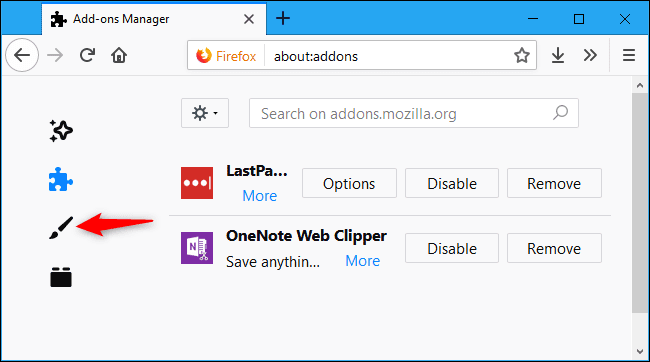 Add Dark Mode On Firefox