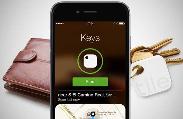 Tile–Bluetooth Tracker