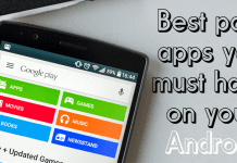 Top 20 Best Paid Apps You Must Have On Your Android Device