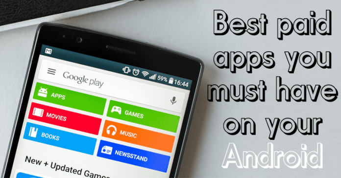 Best Paid Apps 2019