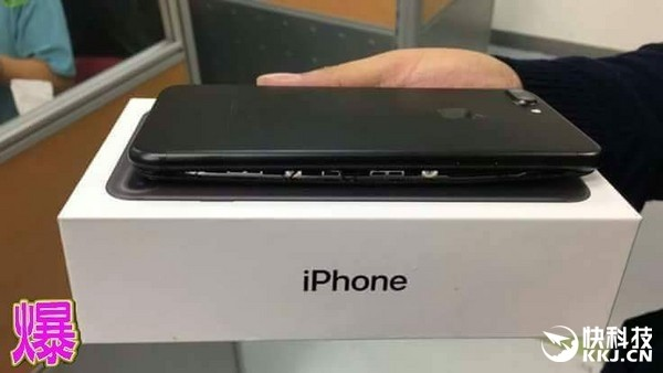 Another iPhone 7 Explodes