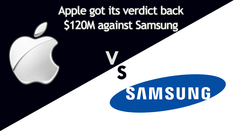 Apple Scored A Win Over Samsung In Ongoing Patent Battle