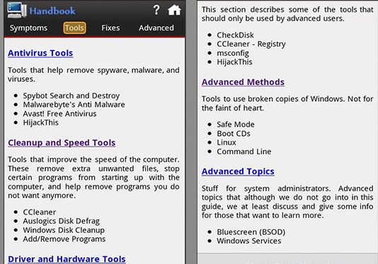 Best Android Apps for Computer Geeks