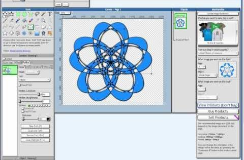 10 Of The Best Free Graphic Editors For Creating Vector Image