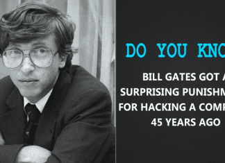 Bill Gates Got The Most 'Surprising' Punishment For Hacking A Computer 45 Years Ago