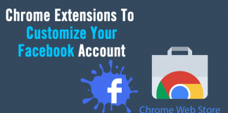 Top 10 Chrome Extensions To Fully Customize Your Facebook Account