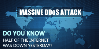 Do You Know Half of The Internet Was Down Yesterday? Here's Why!