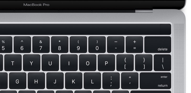 "Apple Is Killing ""ESC"" And ""Power Keys"" On its New Macbook Pro"