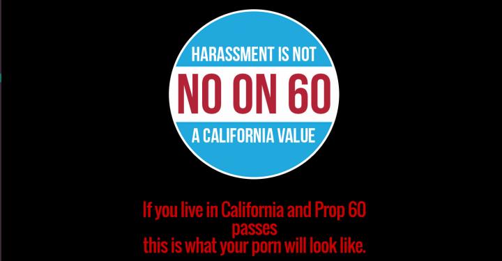 Demand Against Proposal 60