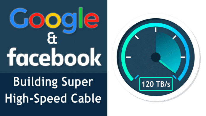 Facebook And Google Building Cable That Will Have A Bandwidth Of 120TB/s