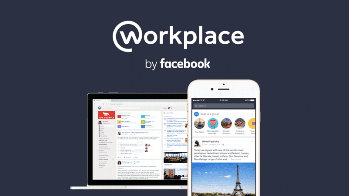 Facebook Launches Workplace, A Business Version Of Facebook