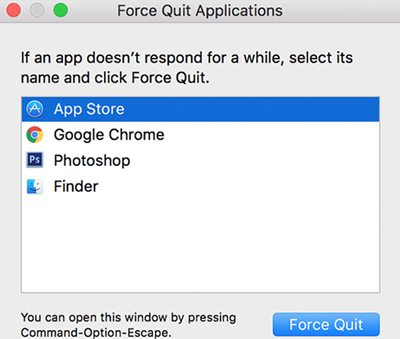 Fix Frozen App Store Issues on Your Mac