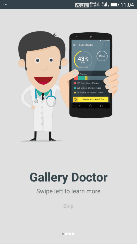 Using Gallery Doctor