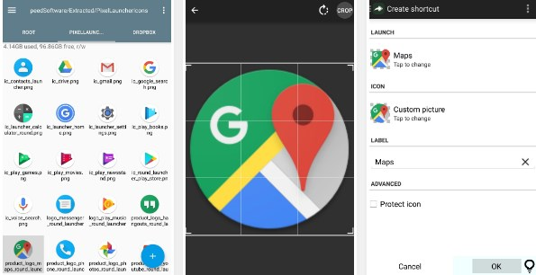 Get Pixels New Rounded Icons on your Android Right Now
