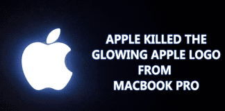 Apple Silently Killed The Glowing Apple Logo From MacBook Pro