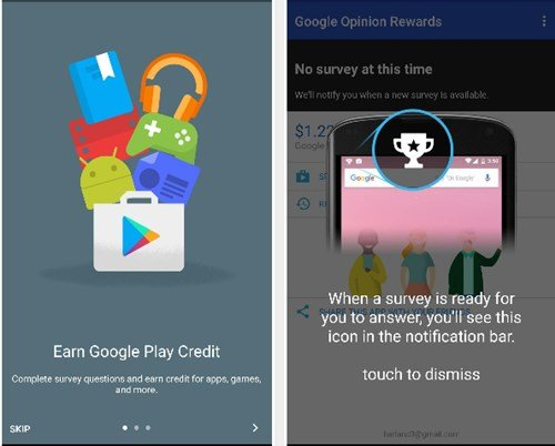how to get free google play credit with root
