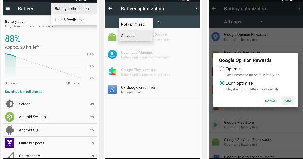 Google Play Credits with Google Opinion Rewards
