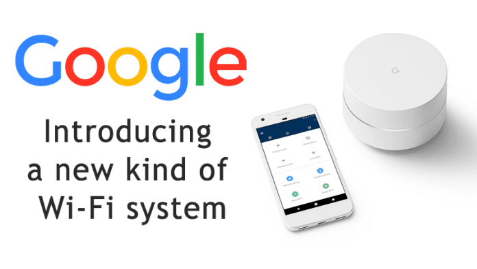 Google WiFi: A Router That Simplifies Whole-Home Wireless