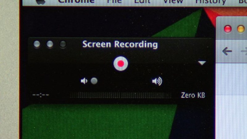 How to Record Screen with Audio on MAC
