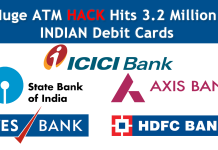Huge ATM Hack Hits 3.2 Million Indian Debit Cards