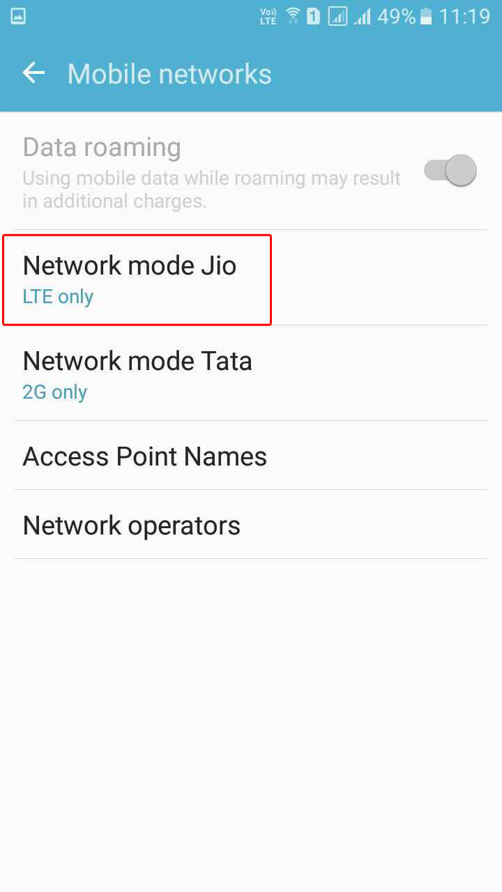 How to increase your data connection 4G Speed – Anmol Gogia