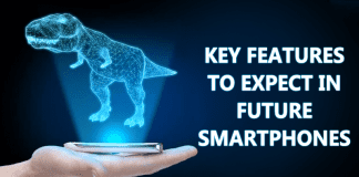 5 Key Technology Features To Expect in Future Smartphones
