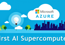Microsoft Azure Is Becoming The First AI Supercomputer