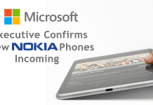 Microsoft Executive Confirms New Nokia Phones Incoming