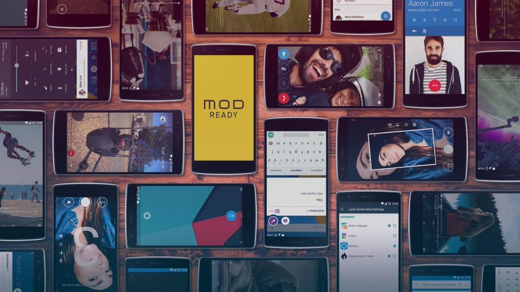Modular OS