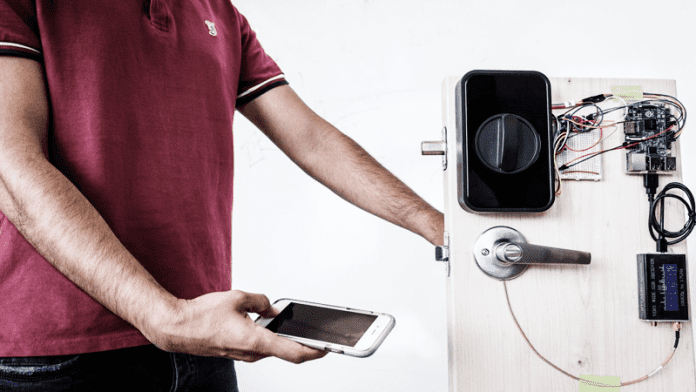 Now You Can Send Passwords Securely Through Your Body
