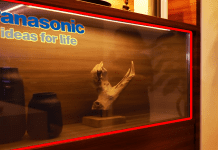 Panasonic Just Revealed A New Invisible TV