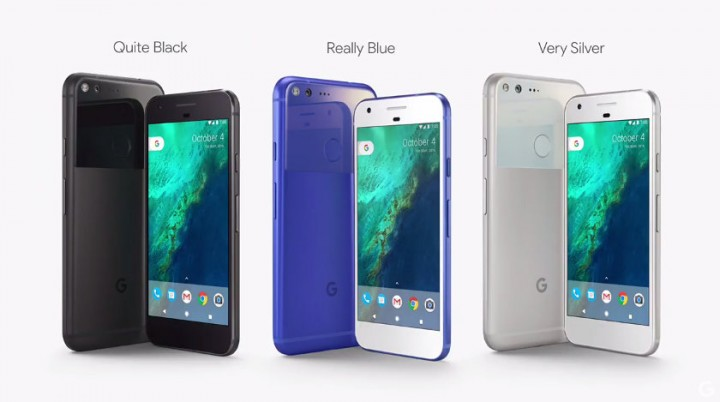 Google Officially Unveils Pixel Phone With Unlimited Storage