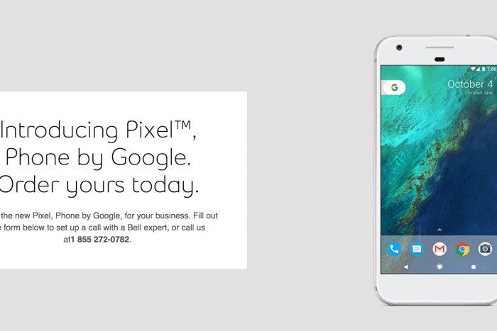 Google's Secret Pixel Phones Accidentally Leaked Before Launch