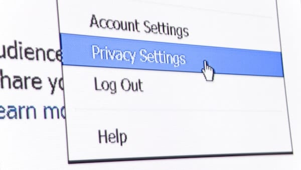Make Use Of The Privacy Settings