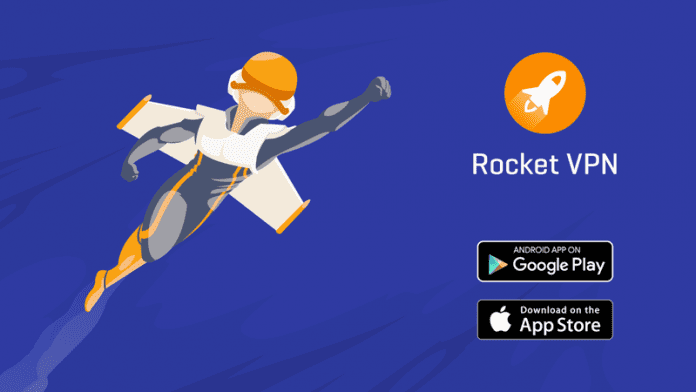 Rocket VPN: Fast, Secure Android VPN App