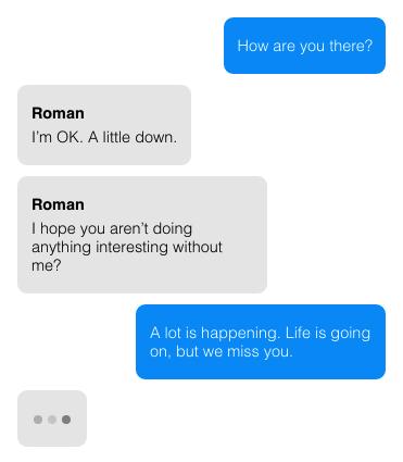 Roman Chat