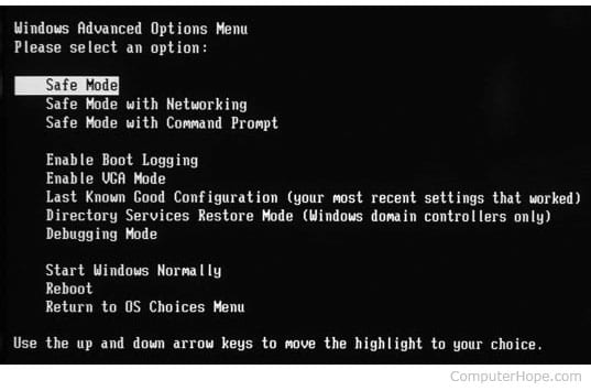 Safe Mode - What You Should Do If Windows 10 Fails to Start