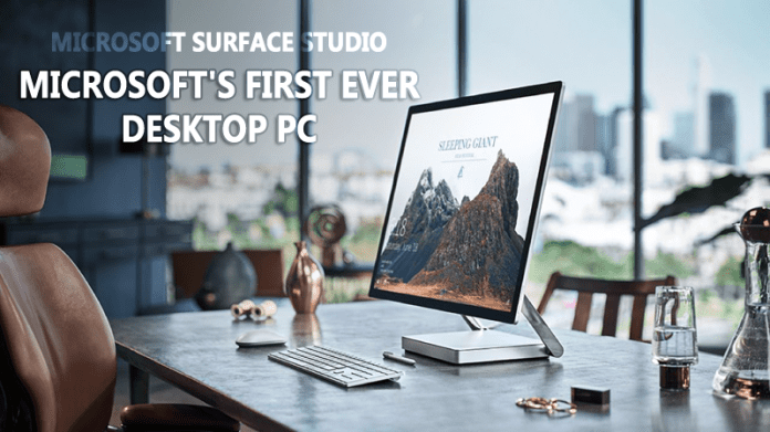 The Wait Is Over! Microsoft Launches Its First-Ever Desktop PC