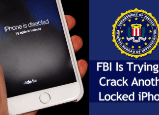 The FBI Has Yet Another Terrorist's iPhone That It Can't Unlock
