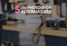 Top 5 Best Free Photoshop Alternatives