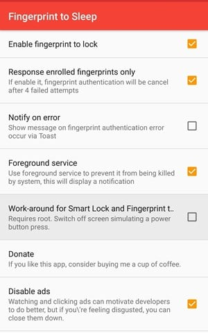 Turn Off Your Android's Screen with Your Fingerprint Scanner