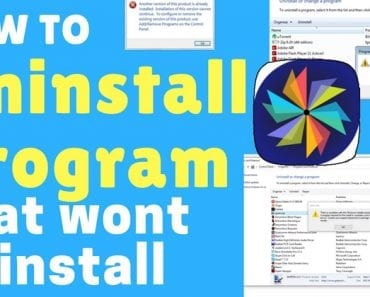 Uninstall 370x297 - Best Windows 10 Tips, Tricks and Hacks 2018