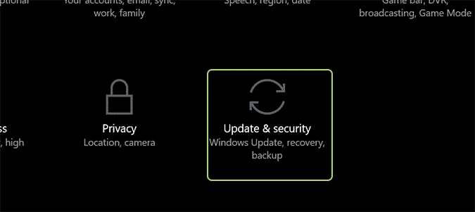 Cara Jeda & Melanjutkan Pembaruan Windows 10 - Using Windows 10 Settings 2