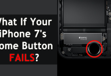 What If Your iPhone 7's Home Button Fails?