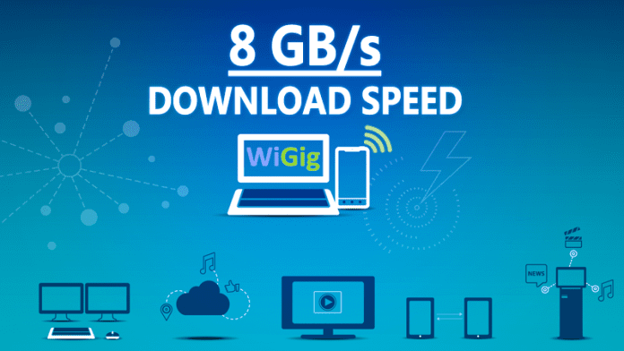 WiGig Is Finally Here With Insane Download Speeds Of Up To 8Gbps